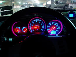Car Interior Lighting Ideas Blue Led Interior Conversion Finished My350z Com Nissan 350z