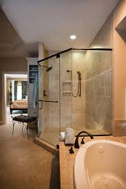 How To Plumb An Outdoor Shower - installing a glass shower stall encolsure extreme how to