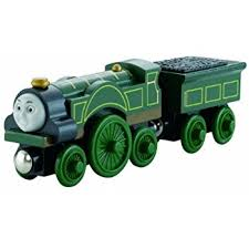 Amazon Fisher Price Thomas Train Wooden Railway Emily