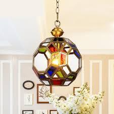 american style pendant light porch lamps aisle glass led lights