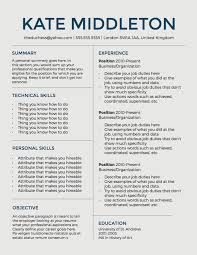 resume personal attributes examples how to read a resume free resume example and writing download although it s not your run of the mill black and white resume