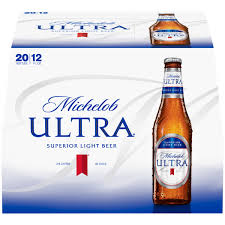 how many calories in michelob ultra light beer michelob ultra superior light beer 20 pack 12 fl oz walmart com