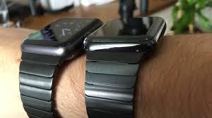 black link bracelet images Review replica link bracelet for apple watch 3 2 1 jpg