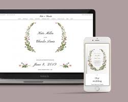 wedding websites introducing matching wedding websites and invitations from zola