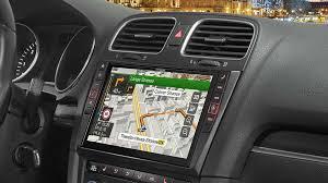 navigation system for volkswagen golf 6 alpine x901d g6