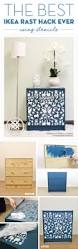 Best Ikea Dresser The Best Ikea Rast Hack Ever Using Stencils Stencil Stories