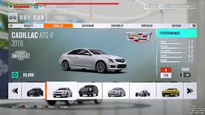 cadillac ats build forza horizon 3 s developer build released to all pc users by