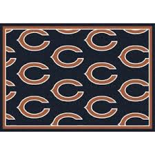 Nfl Area Rugs Chicago Bears Area Rugs Bears Rugs Chicago Bears