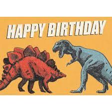 dinosaur birthday prehistoric land dinosaur birthday card rex london dotcomgiftshop