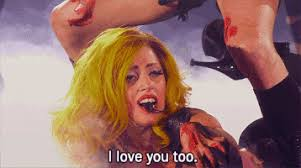Love You Too Meme - i love you too carol gifs get the best gif on giphy
