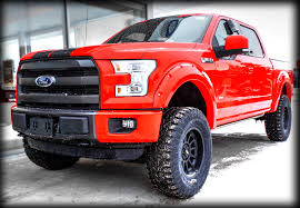 Ford F150 Truck 2015 - lifted