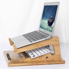 multifunction detachable folding diy wooden desktop stand dock