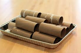 Ikea Paper Roll How To Make A Seedling Tray Out Of Recycled Products Food For My