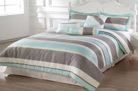Pink Striped Comforter Bedding Set Modern Bedding Sets Amazing White Grey Bedding