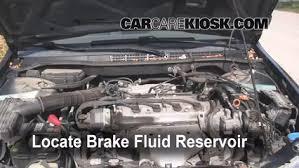 add brake fluid 1998 2002 honda accord 2000 honda accord ex 2 3
