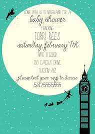 pan baby shower neverland themed baby shower such the spot
