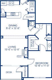 Blueprint Floor Plan by 1 2 U0026 3 Bedroom Apartments In Raleigh Nc Camden Crest