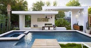 Cabana Ideas For Backyard Cool Swimming Pool Cabanas Intheswim Pool Blog