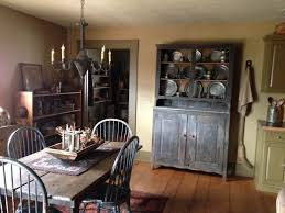 364 best primitive colonial dining rooms images on pinterest