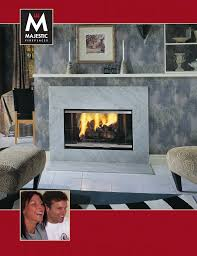 majestic appliances indoor fireplace cl r36 user guide