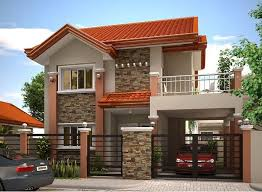 BEAUTIFUL STOREY HOUSE PHOTOS - Beautiful small home designs