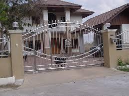 home gate design gallery of different steel gate designsmain gate