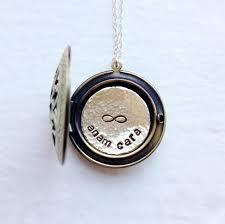 anam cara symbol custom gift anam cara locket soul friend locket