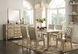 Contemporary Dining Set by Dining Room Inspirations Contemporary Pedestal Dining Table
