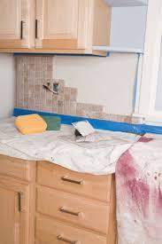 removing kitchen tile backsplash how to remove tile backsplash without damaging drywall hunker
