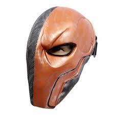 deathstroke costume halloween aliexpress com buy deathstroke mask halloween masks batman movie