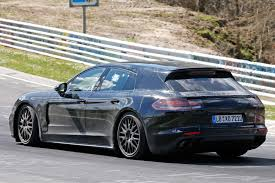 convertible porsche panamera space and pace porsche panamera shooting brake spotted by car
