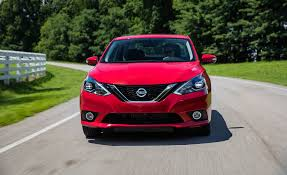 red nissan sentra 2017 nissan sentra pictures photo gallery car and driver