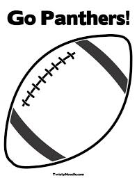 coloring pages carolina panthers coloring pages denver broncos
