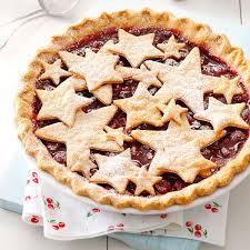 country fair cherry pie recipe taste of home