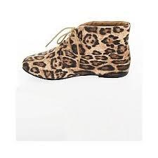 womens zebra boots print flat ankle boots flats cambridge 17 h