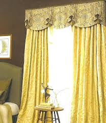 Yellow Bedroom Curtains Yellow Valances For Bedroom Kitchen Curtains Window Valance Window