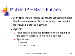 1 network architecture and design advanced issues in internet