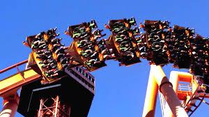 Six Flags X2 Magic Mountain U0027s Extreme X2 Travel Channel