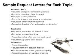 Business Letter Format For Request Request Letter For Promotion Or Raise Buy Original Essay