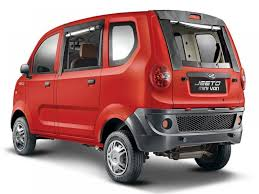 ferrari minivan mahindra jeeto minivan launched in india price specs features