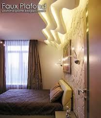 le plafond chambre conception du faux plafond pour chambre à coucher avec des idées d