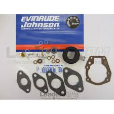 johnson evinrude new oem carburetor carb repair rebuild kit 439071