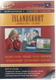 Fpl Maps Amazon Com Maps Of Iceland 1 1 250 000 And General Maps