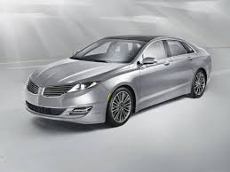 2015 lincoln mks information and photos zombiedrive