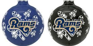 st louis rams ornaments football fan