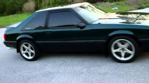 1991 lx 5 0 mustang 1991 mustang lx vortech supercharged 5 0