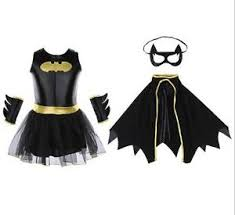 batgirl u0027s fancy dress up halloween costume kids superhero