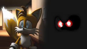 sfm tails in lights out sonic exe