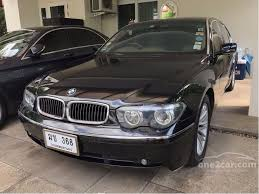 bmw 730i bmw 730i 2004 3 0 in กร งเทพและปร มณฑล automatic sedan ส ดำ for
