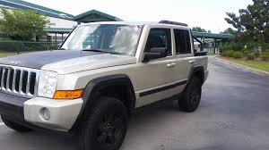 jeep commander 2013 one of a kind 2008 jeep commander lifted for sale